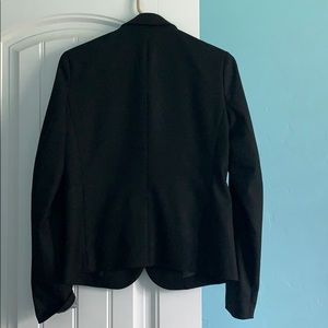 GAP Jackets & Coats - Gap Academy Blazer black 4 striped cuffs jacket